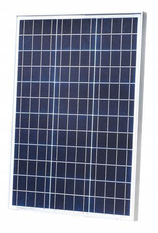 Panel solarny bateria słoneczna 50w 12v uszkodzony [SOL40]