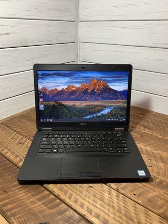 "Ноутбук Dell LATITUDE 5470//i3-6100U//ram8gb//ssd M2-128gb//14""LCD//"