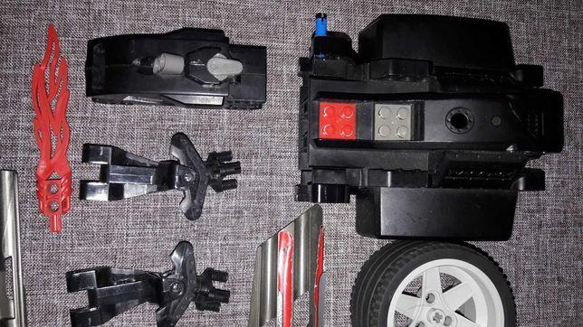 Lego technic koła 44772   6272c01  elementy zestawu 8366