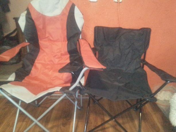 Krzesłełka rozkładane
