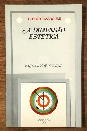 a dimensão estética, herbert marcuse , edições 70