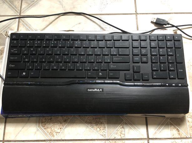 Клавіатура металічна