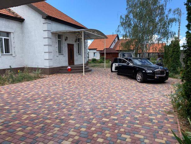 Дом Лібедевка 380м2 +200м2 гостевой дом. Киевское море