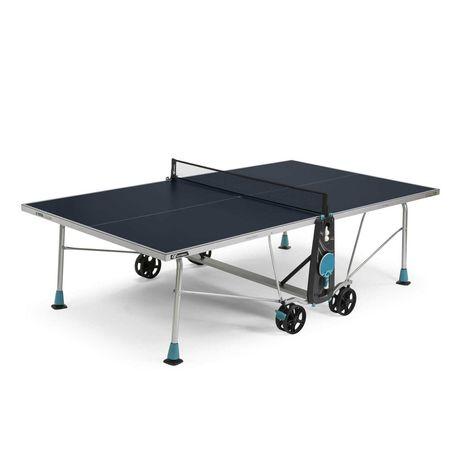 Stół tenisowy Cornilleau 300X outdoor - niebieski