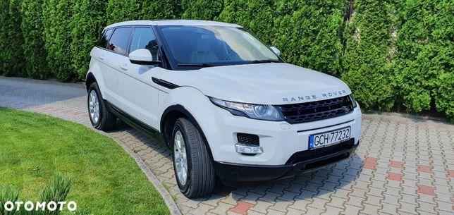 Land Rover Range Rover Evoque Webasto