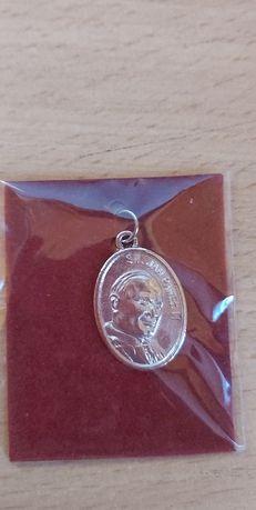 Medalik św Jana Pawła II