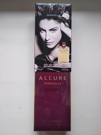 Новый парфюм Chanel Allure