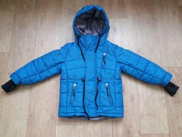 Куртка удлиненная Be Easy Зима мембрана слимтекс Slimteks