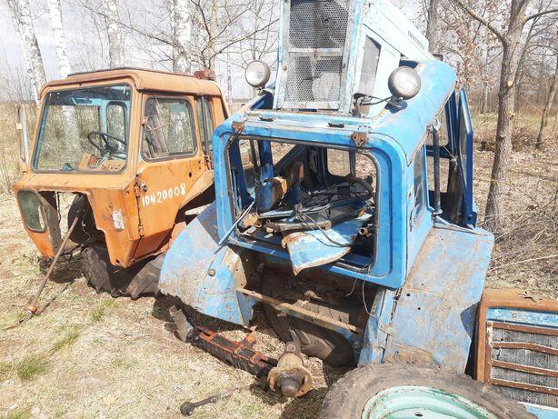 Кабина капот трактора МТЗ Беларус 80 малая кабина запчасти