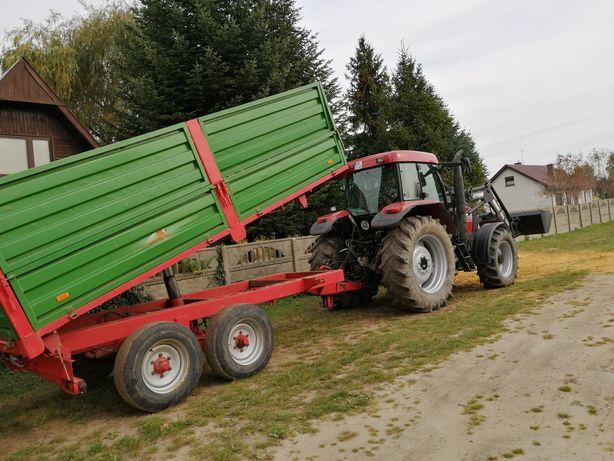 Przyczepa ciężarowo rolnicza