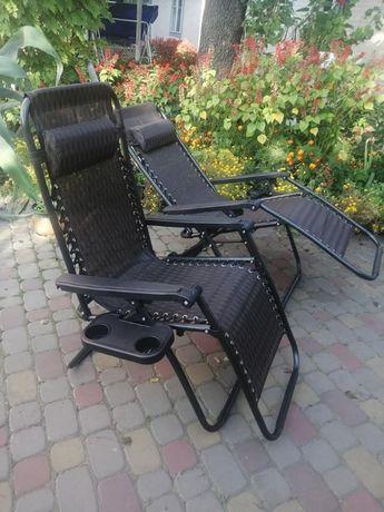 Кресло Шезлонг для отдыха на улице или в доме НОВЫЙ