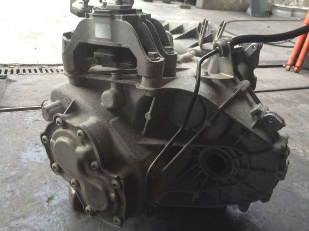caixa velocidades cooper works 1.6 turbo
