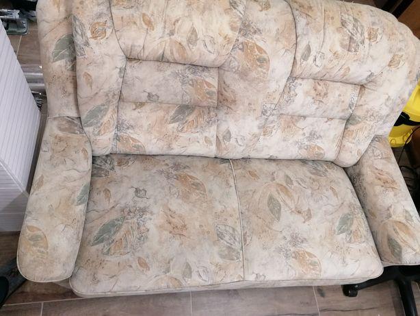 sofa dwuosobowa bez uszkodzeń