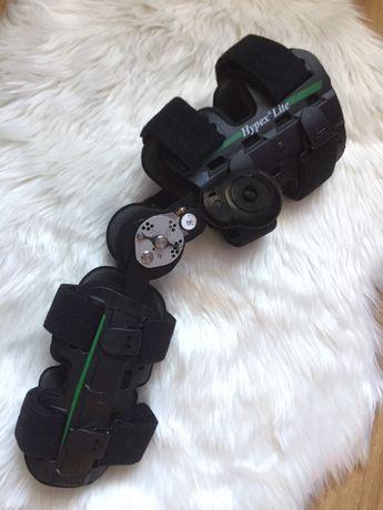 Stabilizator kolana orteza pooperacyjna zegary Hypex Lite LEWA
