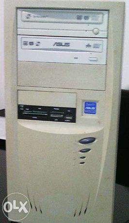 PC Torre Asus Bios UEFI + Monitor LCD