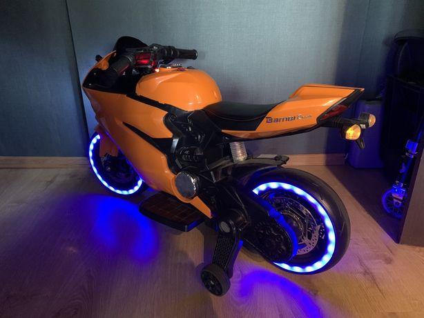 Электромотоцикл, мотоцикл