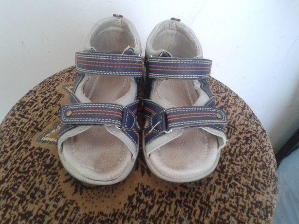 Босоножки сандали для мальчика 26 размер 16,5 см стелька kellaifeng ке