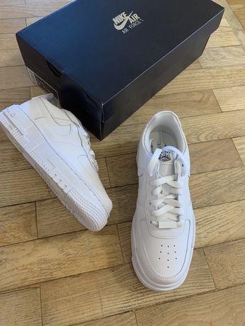Оригинальные кроссовки Nike Air Force 1 W AF1 Pixel
