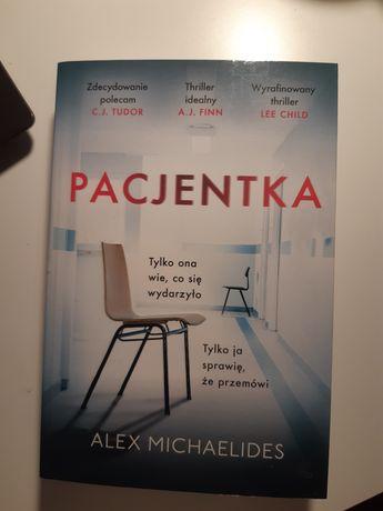 Pacjentka alex michaelides książka