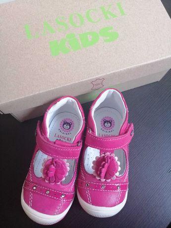 Buty dla dziewczynki 21, 40 zł z wysyłką