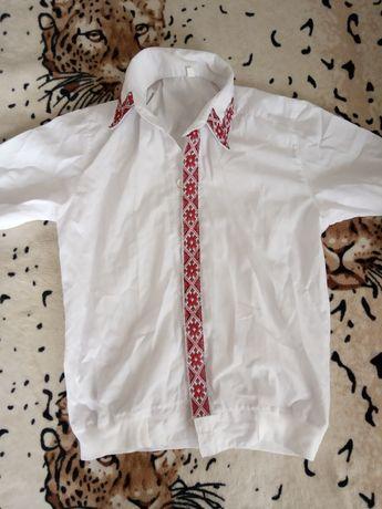 Рубашка шведка вышиванка