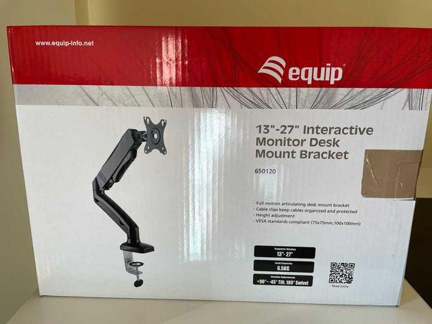 Suporte de Monitor 13''-27'' EQUIP Vesa Desk Mount