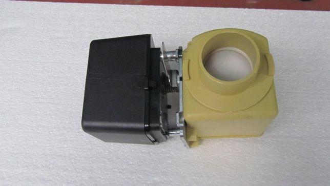 Zawór spustowy myjni dojarki nowy na rurę 50mm