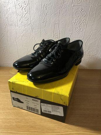 Черные туфли Antonio Biagi