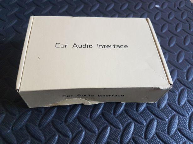 Adaptador Audio Radio Golf Passat 4 AUX SD USB