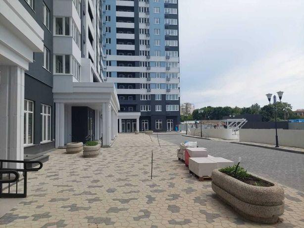 1 комнатная квартира 45 м.кв ЖК Скай Сити Готовый дом