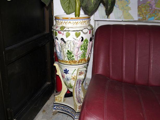 Vaso de interiores antigo