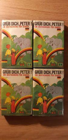 Gruss Dich Peter kasety