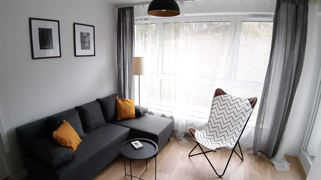 Apartament Gdańsk mieszkanie doby wynajem krótkoterminowy 2 pokoje