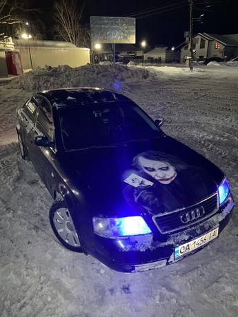 Капот Audi a6 c5