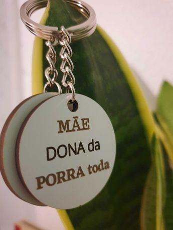 Porta chaves - dia da mãe
