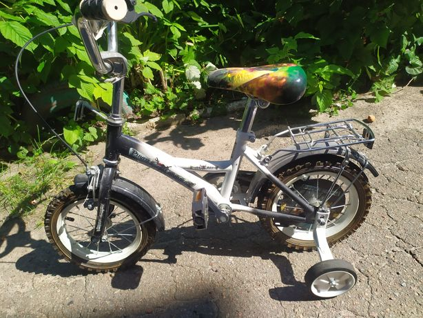 Детский велосипед от 3 до 5 лет