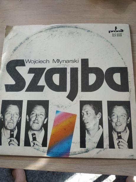 Wojciech Młynarski Szajba album 2 płytowy