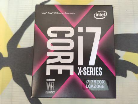 Последний новый (запечатанный) процессор Intel Core i7-7820X s2066 BOX