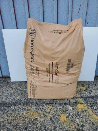 Aglutinante aglomerante Lignobond DD para fazer pellets, granulado
