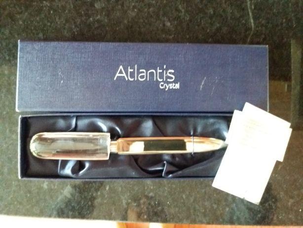Abre cartas NOVO Atlantis Cristal