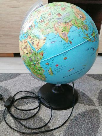 Lampka.  globus.