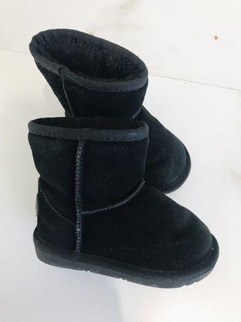 ботинки зимние угги