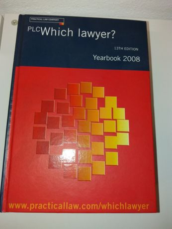 Which Lawyer? Yearbook 2008-Practical Law Company Publication