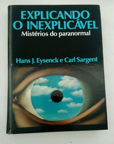 Livro 'Explicando o Inexplicável'