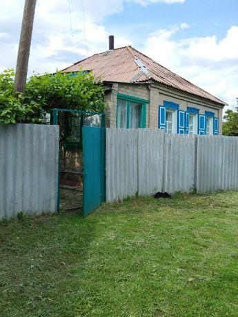Газифицированный дом 90 кв.м в с. Меловатка, Сватовский район