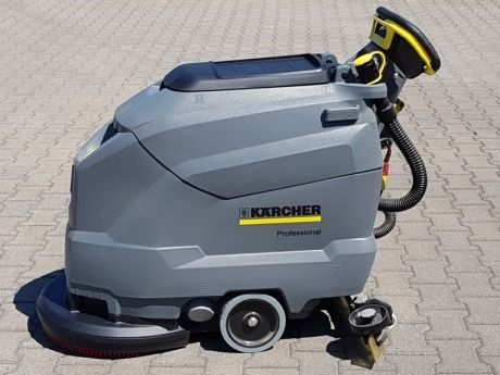 Lavadora Aspiradora Nova 60 litros Kärcher