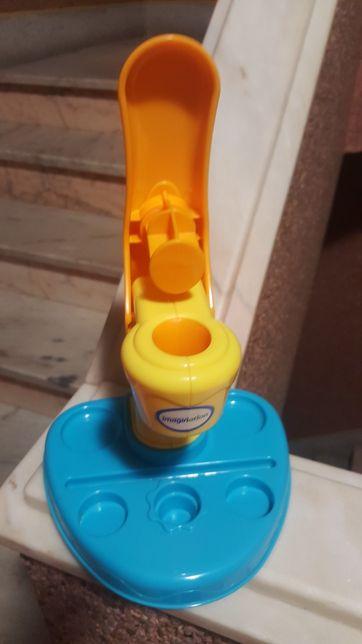 Maquina plasticina Bebés perfumados