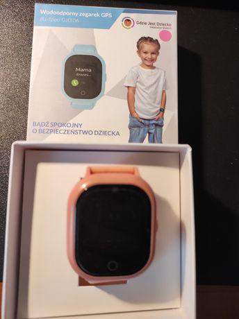 Wodoodporny zegarek GPS dla dzieci  GJD.06