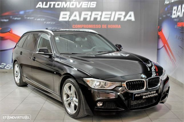 BMW 320 d Touring Auto Pack M