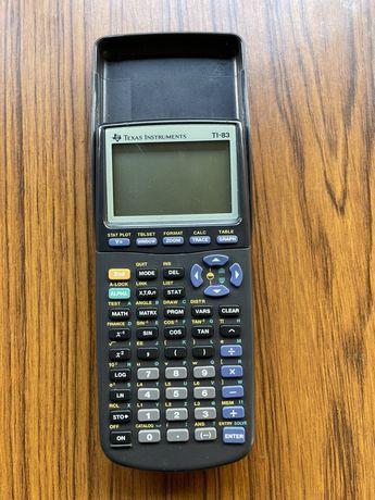 Calculadora TI-83